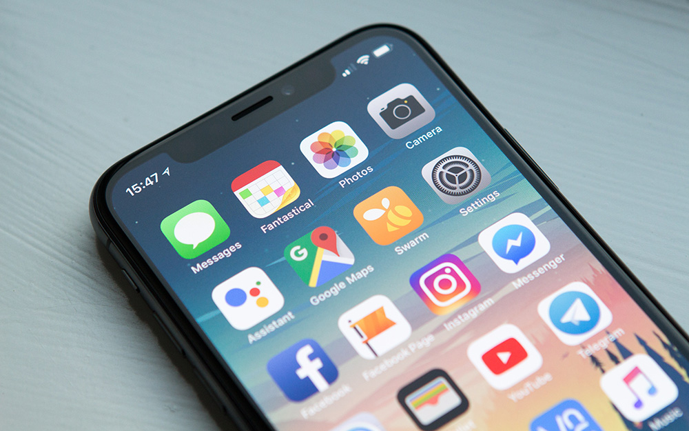 Ionic App on iPhone