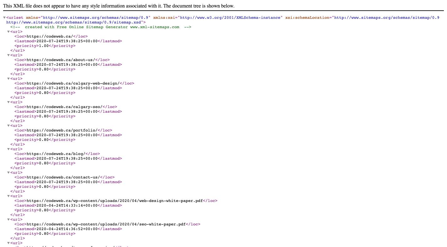 Xml Sitemaps Generator