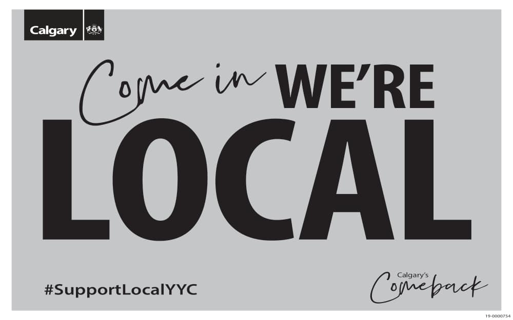 Come in We Are Local