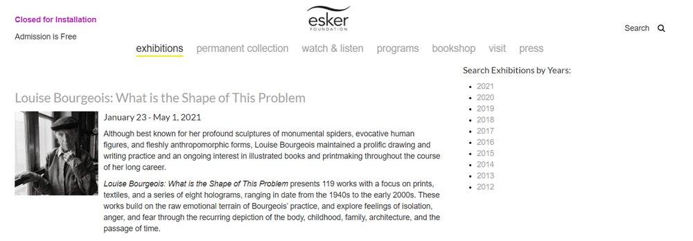 Esker Foundation
