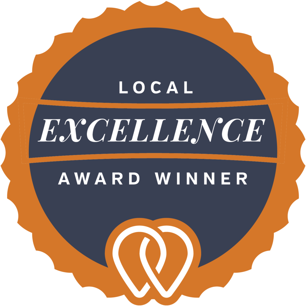 Badge local excellence