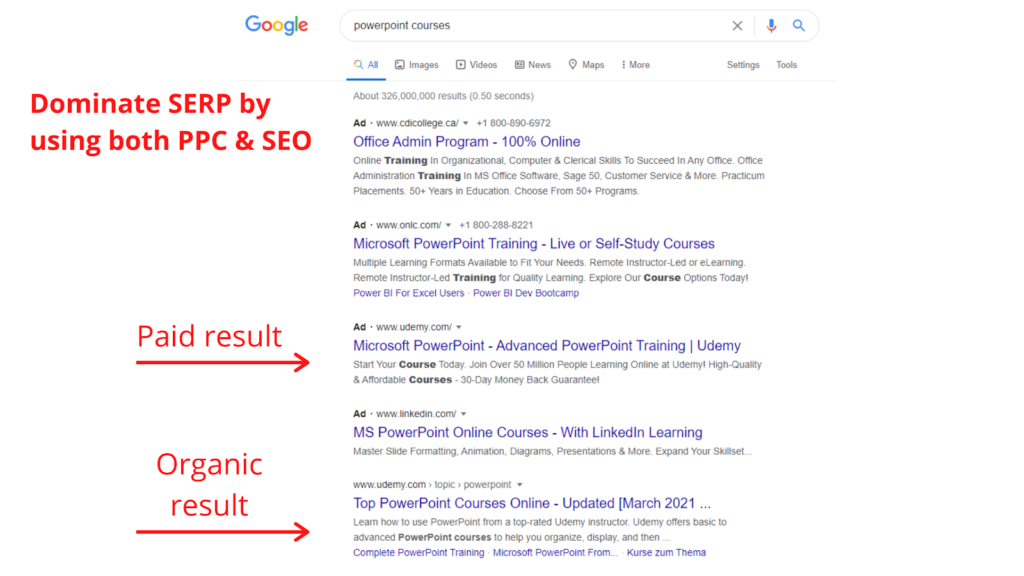 Dominate Search Engines