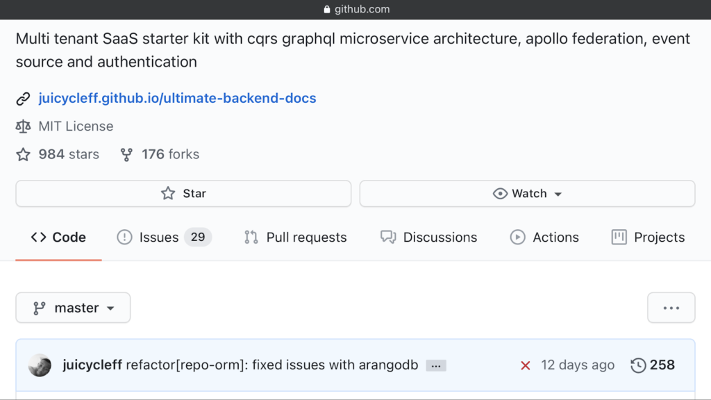 Github Tool for Web Developer