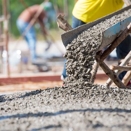 Iron Trident Concrete Work