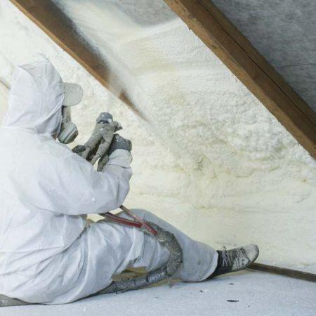 Spray Foam Technician